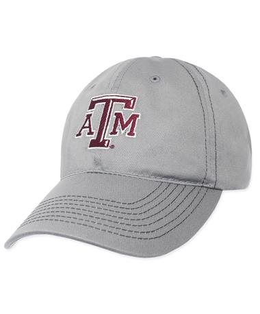 Texas A&M GameGuard GunMetal Cap - Front GunMetal