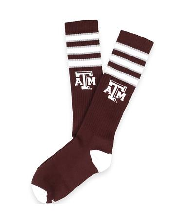 Texas A&M Throwback 2 Socks