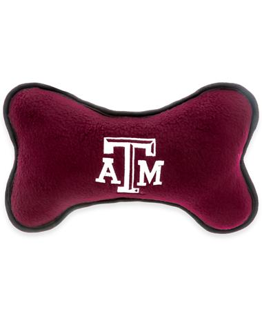 Texas A&M Embroidered Dog Toy