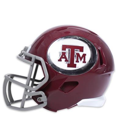 Texas A&M Football Helmet Bank - Side MULTI