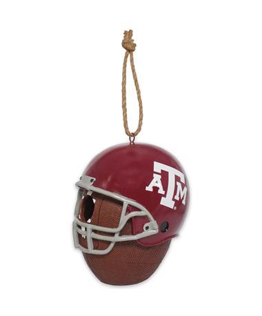 Texas A&M Football Birdhouse - Angled MULTI