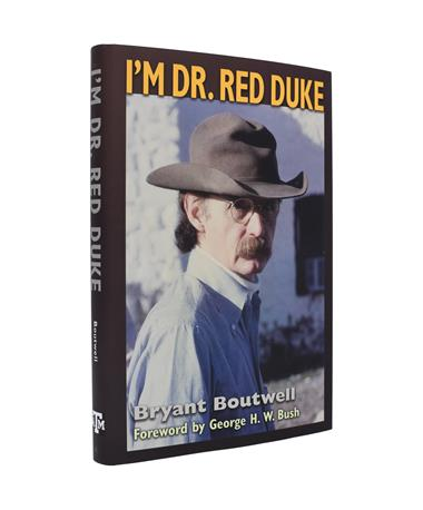 I`m Dr. Red Duke Book - Front Multi
