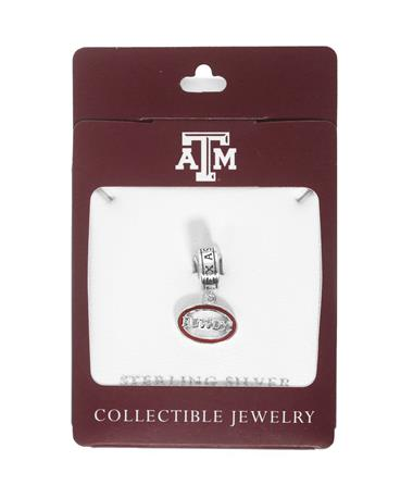 Texas A&M Howdy Dangle Bead - In Packaging MULTI