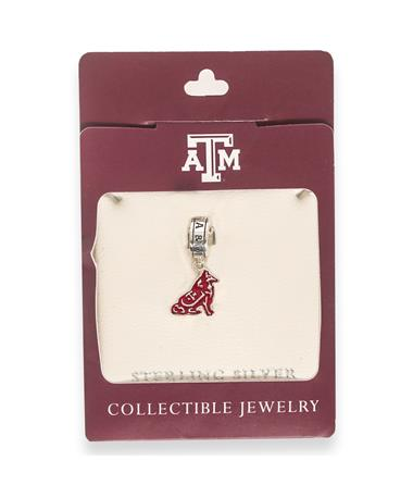 Texas A&M Reveille Dangle Bead - In Packaging MULTI