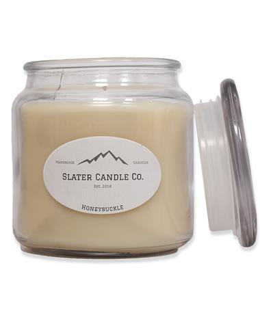Honeysuckle Slater Candle - Front Multi