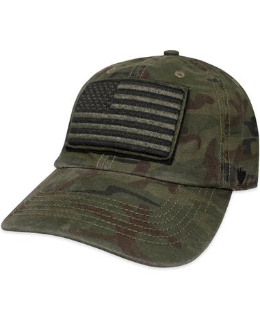 Texas A&M `47 Brand OHT Team Movement Cap - Front CAMO