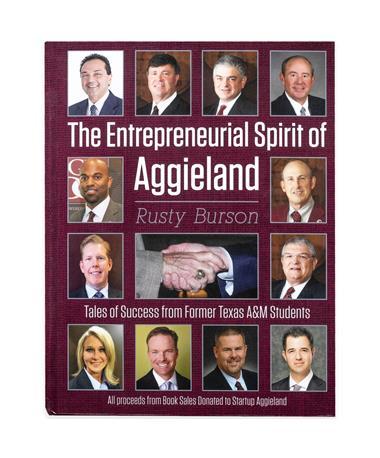 Entrepreneurial Spirit of Aggieland Hardback