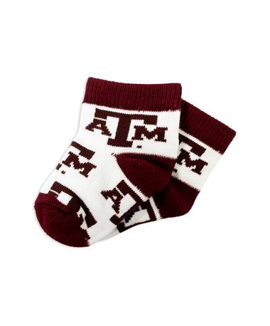 Texas A&M Lil' Ags Socks
