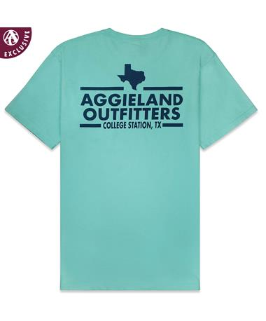Aggieland Outfitters NSC 2019 T-Shirt - Freshwater - Back FRESHWATER AH