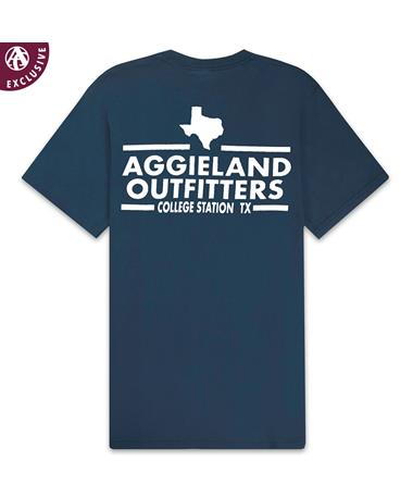 Aggieland Outfitters NSC 2019 T-Shirt - Polo - Back POLO AH