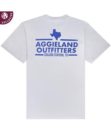Aggieland Outfitters NSC 2019 T-Shirt - Smoke - Back SMOKE AH