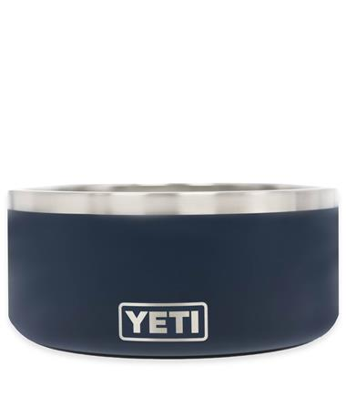 Yeti Navy Boomer 8 Dog Bowl