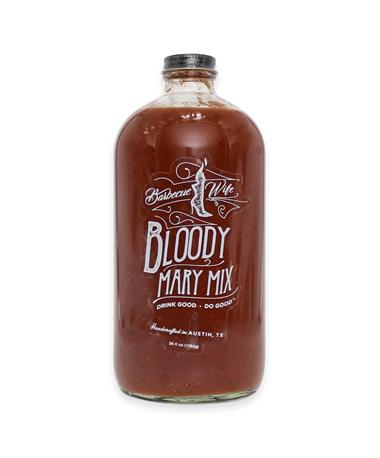 Barbecue Wife Bloody Mary Mix 36oz-Front Multi