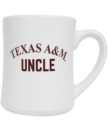 Texas A&M Uncle Matte Diner Mug