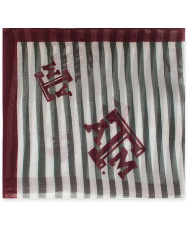 Texas A&M Alyssa Square Scarf