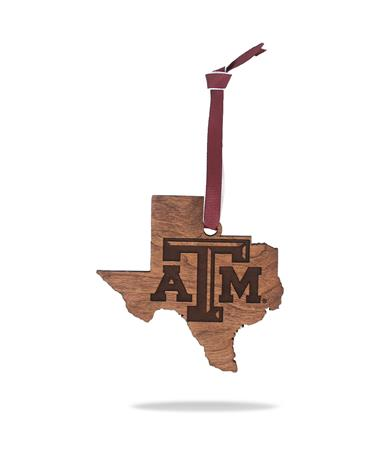 Texas A&M Lone Star Ornament