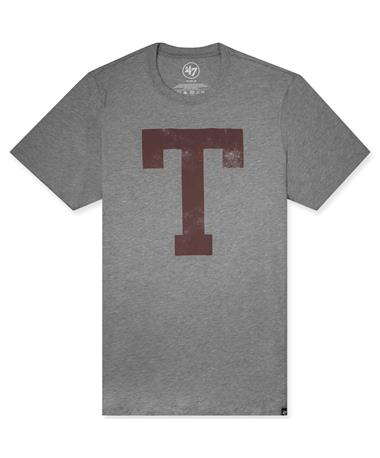 Texas A&M '47 Brand Solid Block T Club Tee