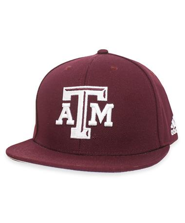 Texas A&M Adidas Custom Fitted Cap