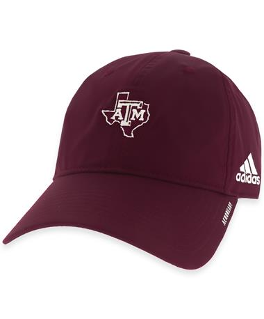 Texas A&M Adidas Lone Star Logo Dad Hat