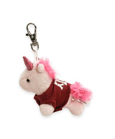 Texas A&M Unicorn Keychain