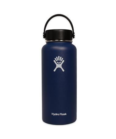 Frost 32oz. Wide Mouth Hydro Flask - Front Frost