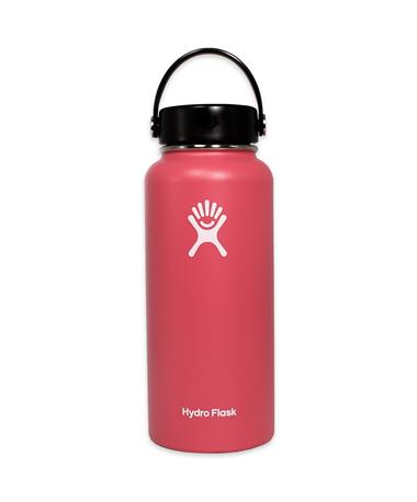 Watermelon 32oz. Wide Mouth Hydro Flask - Front Watermelon