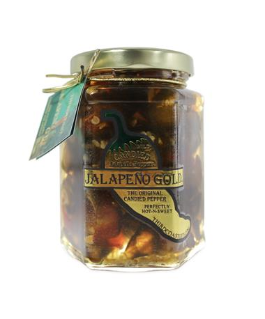 Jalapeño Gold Candied Jalapeno Peppers Multi
