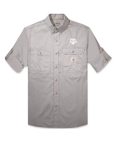 Texas A&M Carhartt Ridgefield Button Down