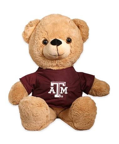 "Texas A&M 16"" Plush Teddy Bear"