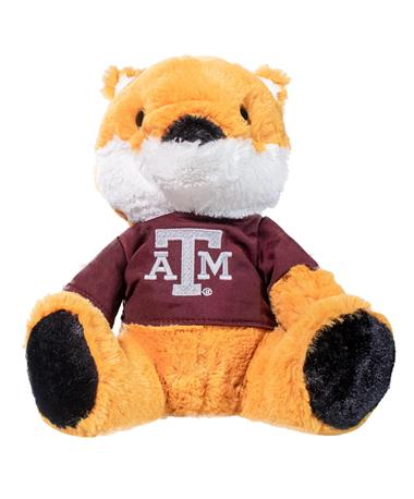 Texas A&M Aggie T-Shirt Fox Stuffed Animal