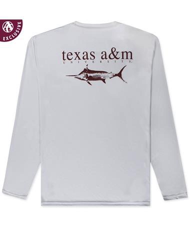 Texas A&M Brushed Marlin Cast T-Shirt N3165
