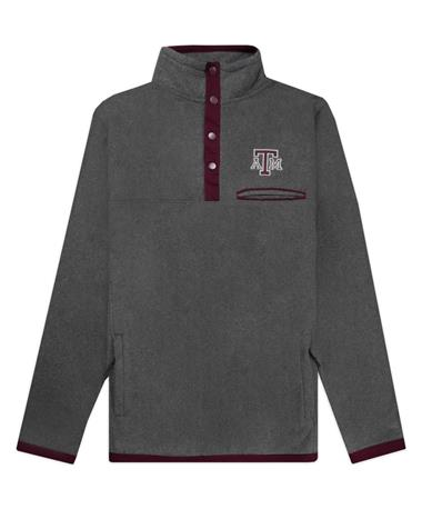 Texas A&M Colosseum Carter Snap up Pullover Jacket