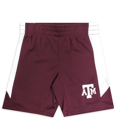 Texas A&M Colosseum Toddler Rubble Shorts