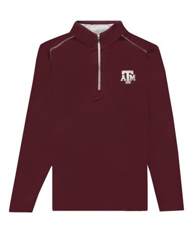 Texas A&M Colosseum JJs Quarter Zip Windshirt