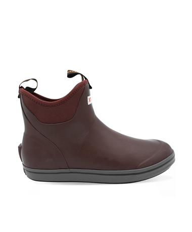 Maroon Honeywell Women's Ankle Deck Boots
