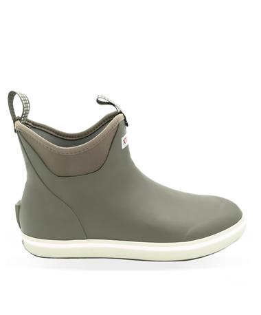 Honeywell Women's Taupe Ankle Deck Boots