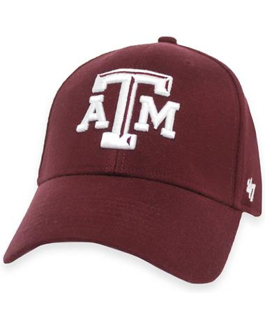 Texas A&M '47 Brand Adjustable Contender Cap