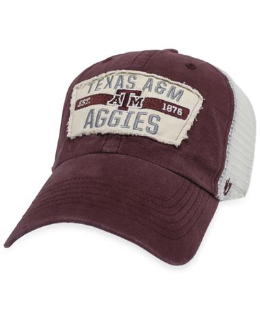 Texas A&M Aggies '47 Brand Crawford Clean Up Cap