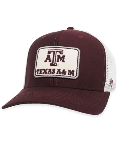 Texas A&M '47 Brand Ridgefield MVP Adjustable Cap