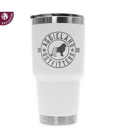 Aggieland Outfitters Exclusive 30oz Yeti Tumbler