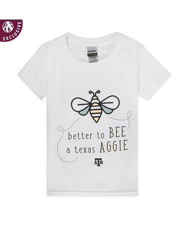 Texas A&M Bee An Aggie Toddler T-Shirt