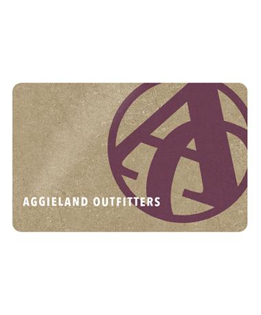 Aggieland Outfitters Gold E-Gift Card