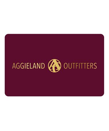 Aggieland Outfitters Maroon & Gold E-Gift Card