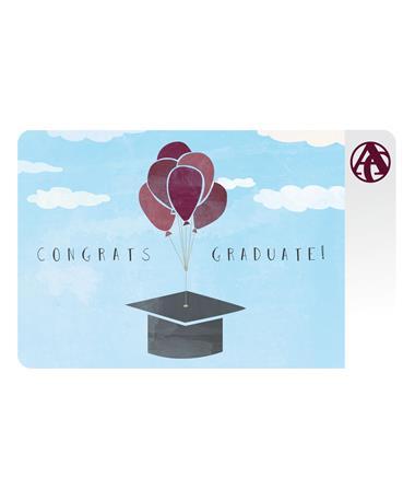 Aggieland Outfitters Congrats Graduate! E-Gift Card