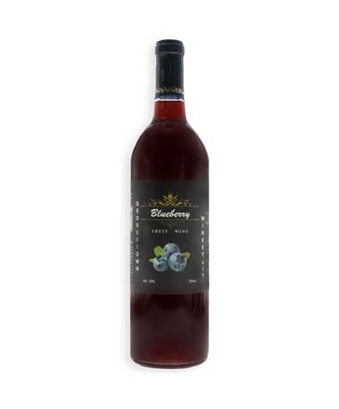 IN STORE PICKUP OR LOCAL DELIVERY ONLY: Georgetown Winery Sweet Blueberry Wine