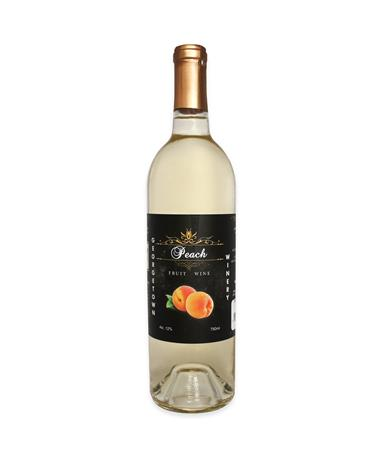 IN STORE PICKUP OR LOCAL DELIVERY ONLY: Georgetown Winery Sweet Peach Wine