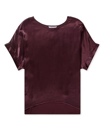 Maroon Adorn Ladies Top