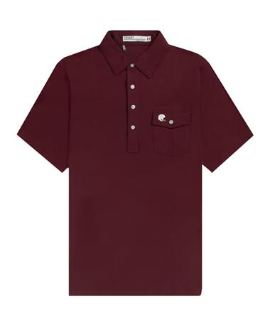 Maroon Limited Edition Tailgate Players Polo