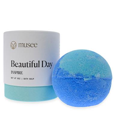 Musee Therapy Bathbomb Beautiful Day