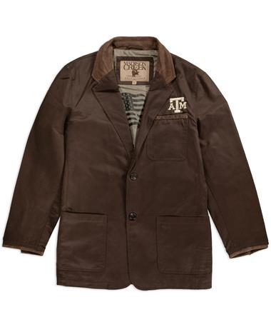 Texas A&M Madison Creek ATM Tombstone Jacket
